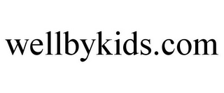 mark for WELLBYKIDS.COM, trademark #85002165