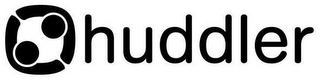 mark for HUDDLER, trademark #85003458