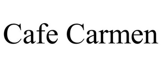 mark for CAFE CARMEN, trademark #85003634