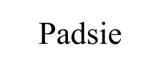 mark for PADSIE, trademark #85005604