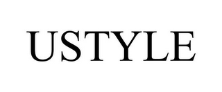 mark for USTYLE, trademark #85007854