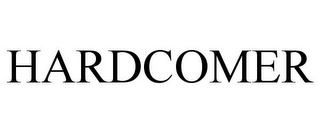 mark for HARDCOMER, trademark #85010336