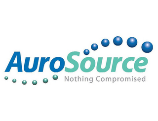 mark for AUROSOURCE NOTHING COMPROMISED, trademark #85010546