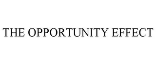 mark for THE OPPORTUNITY EFFECT, trademark #85011985