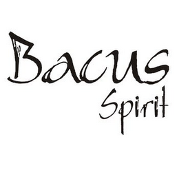 mark for BACUS SPIRIT, trademark #85011990