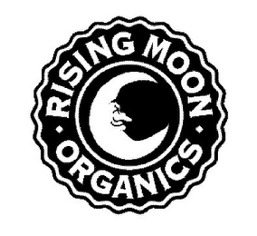 mark for RISING MOON ORGANICS, trademark #85012780