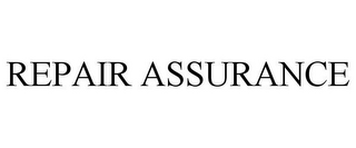 mark for REPAIR ASSURANCE, trademark #85013105