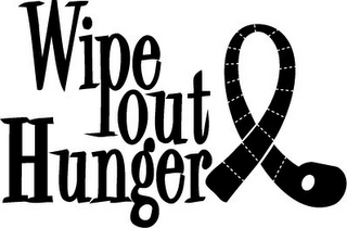 mark for WIPE OUT HUNGER, trademark #85013309