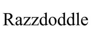 mark for RAZZDODDLE, trademark #85014521