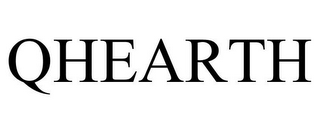 mark for QHEARTH, trademark #85014827