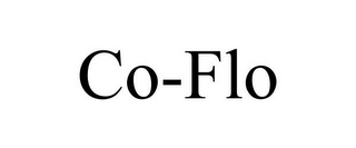 mark for CO-FLO, trademark #85016031
