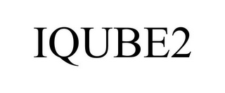 mark for IQUBE2, trademark #85017886