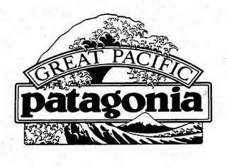 mark for GREAT PACIFIC PATAGONIA, trademark #85019403