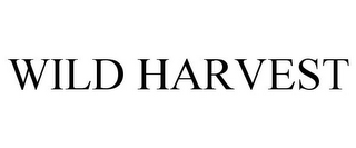 mark for WILD HARVEST, trademark #85019888