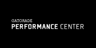 mark for GATORADE PERFORMANCE CENTER, trademark #85020996