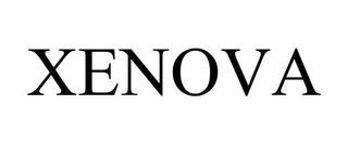 mark for XENOVA, trademark #85021611