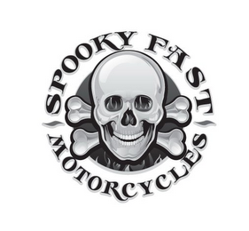 mark for SPOOKY FAST MOTORCYCLES, trademark #85022273
