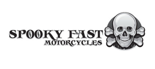 mark for SPOOKY FAST MOTORCYCLES, trademark #85022298