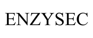 mark for ENZYSEC, trademark #85022984