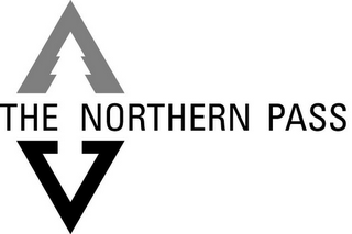 mark for THE NORTHERN PASS, trademark #85023133