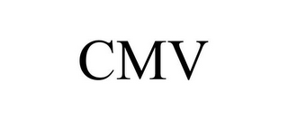 mark for CMV, trademark #85023603