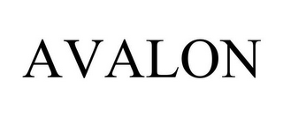 mark for AVALON, trademark #85023893