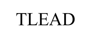 mark for TLEAD, trademark #85024584