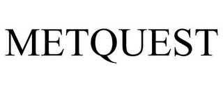 mark for METQUEST, trademark #85024779