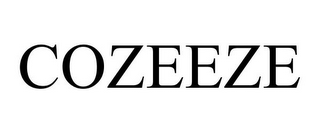 mark for COZEEZE, trademark #85025339