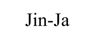 mark for JIN-JA, trademark #85026331