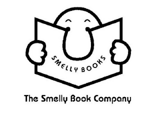 mark for SMELLY BOOKS THE SMELLY BOOK COMPANY, trademark #85027344
