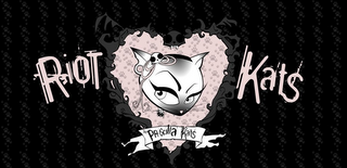 mark for RIOT KATS BY PRISCILLA KATS, trademark #85028780