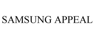mark for SAMSUNG APPEAL, trademark #85028865