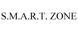 mark for S.M.A.R.T. ZONE, trademark #85029376
