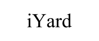 mark for IYARD, trademark #85030560