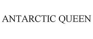 mark for ANTARCTIC QUEEN, trademark #85031130