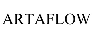 mark for ARTAFLOW, trademark #85031586