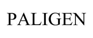 mark for PALIGEN, trademark #85032594