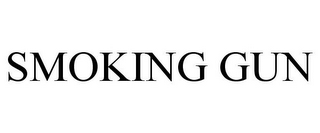 mark for SMOKING GUN, trademark #85034189