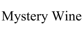 mark for MYSTERY WINE, trademark #85035512