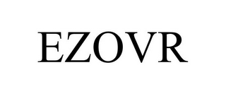 mark for EZOVR, trademark #85035970
