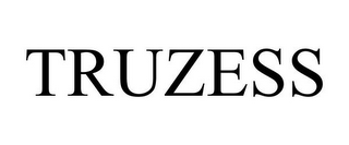 mark for TRUZESS, trademark #85037029