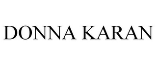 mark for DONNA KARAN, trademark #85038087