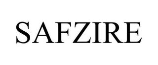 mark for SAFZIRE, trademark #85038573
