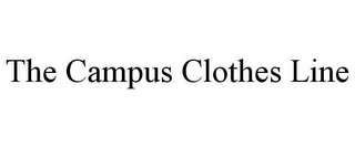mark for THE CAMPUS CLOTHES LINE, trademark #85038909