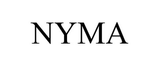mark for NYMA, trademark #85039052