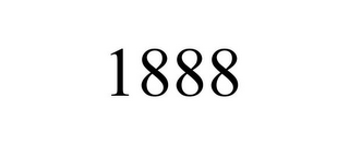 mark for 1888, trademark #85039104