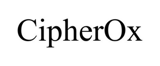 mark for CIPHEROX, trademark #85040784
