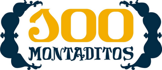 mark for ( 100 MONTADITOS ), trademark #85041501