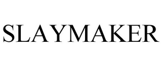 mark for SLAYMAKER, trademark #85041928